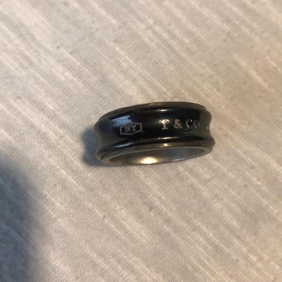 734452347 Tiffany & Co. Accessories | Tiffany Co 1837 Mens Ring | Poshmark